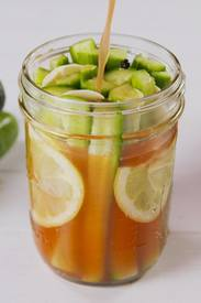 Bloody Mary Pickles!