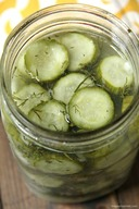 Overnight Ranch Pickles!