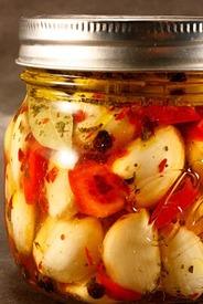 Pickled Garlic!