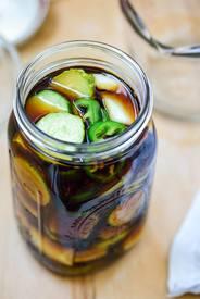 Korean Vegetable Pickles!