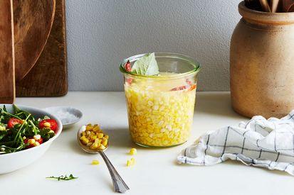 Pickled Corn!