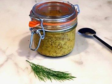 Dill Mustard!