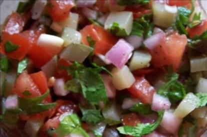 Dill Pickle Salsa