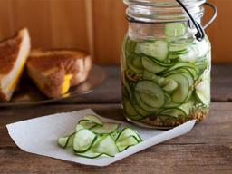 Sweet Pickle Saturday!