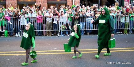 Happy St. Paddy's Day!!