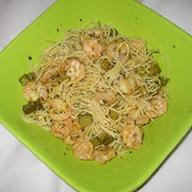 Shrimp & Pickle Scampi