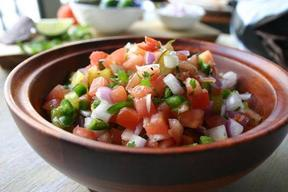 Pickle Salsa!