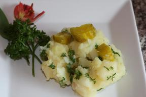 German Pickled Potato Salad!