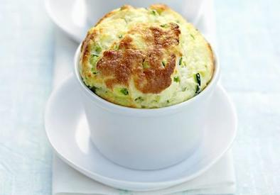 Pickle & Cheese Souffle!