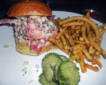 Lobster Salad With Pickles!