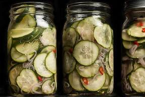 Tangy Thai Pickles!
