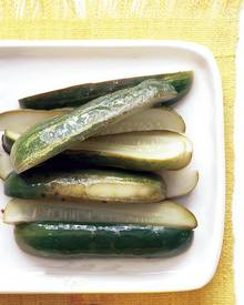 Martha's Dill Pickles!