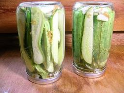 Tom's World-famous Dill Pickles!