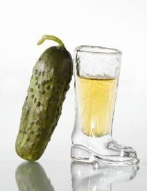 Tequila Pickleback!