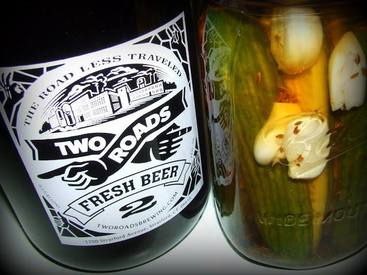 Little Heaven Beer Pickles!