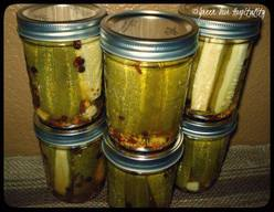 Classic Dill Pickles!