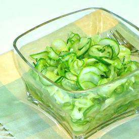 Japanese Cucumber Pickles!