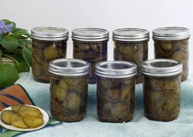 Poppy's Perfectly Prepared Pickles!