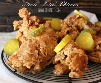 Pickle Fried Chicken!