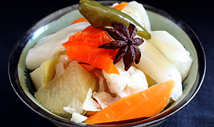 Sichuan Fermented Pickles!