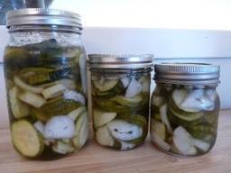 Five Minute Pickles!