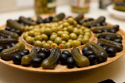 Pickles & Olives!