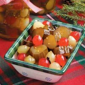 Christmas Pickles!