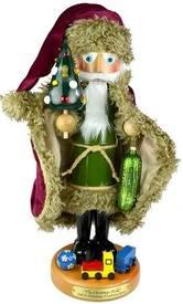 Christmas Pickle Nutcracker!
