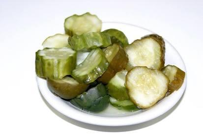 1/2 Sour Pickles!