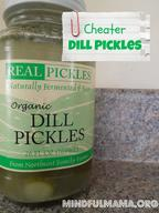Cheater Dill Pickles!