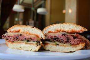 National Hot Pastrami Day!