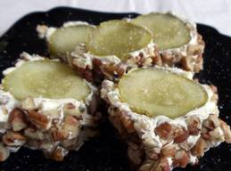 Nutty Pickles!