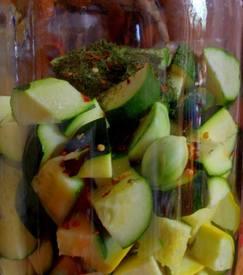 Brine Fermented Pickles!