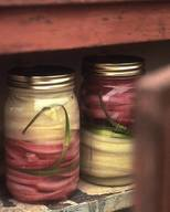 Quick Pickled Vidalia & Red Onions!