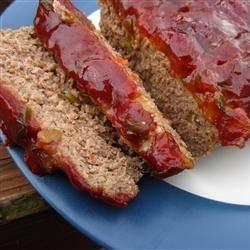 Dill Pickle Meatloaf!