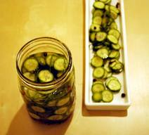 Overnight Pickles!