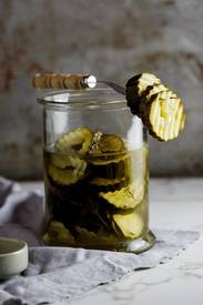 Pickled Cucumbers!