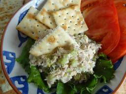 Tuna Fish Pickle Salad!