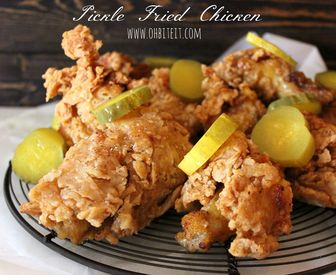 Pickle Fried Chicken!