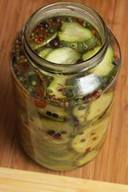 Summer Refrigerator Pickles!