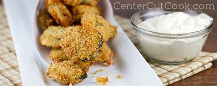 Fan-fricken-tastic Fried Pickles!