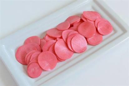 Pink Pickles!