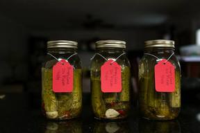 Simply Good Dill Pickles!