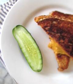 Fresh & Crunchy Saltwater Pickles!