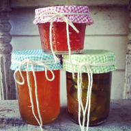Homemade Bread & Butter Pickles!
