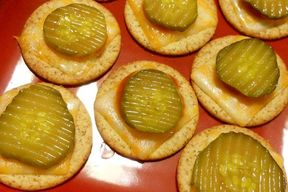 Pickle Crackers!