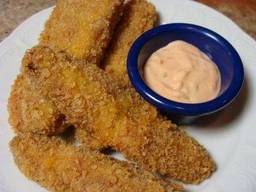 Cajun Fried Pickles!