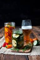 Ipa Pickles & Sweet Pickled Peppers!