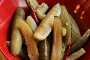 Spicy & Southern Pickles!