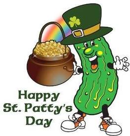 Pickle Me I'm Irish!